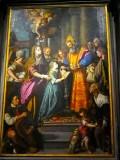 by Alessandro Allori, 1598
