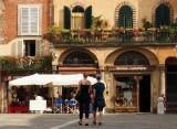 balconies of Lucca