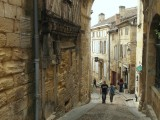 side way St Emilion