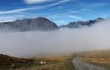 encore un peu de brouillard,  ou un nuage?
