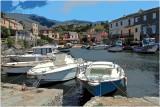 Centuri harbour