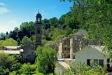 Morosaglio, l'église