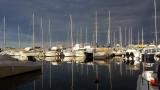 Macinaggio, port de plaisance
