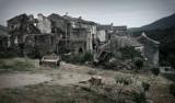 an abandoned hamlet