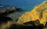 falaises de la mine d'or