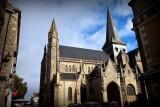 L'église de Guerande
