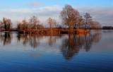 Plan d'eau à Plobsheim