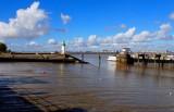 Paimboeuf,  estuaire de la Loire