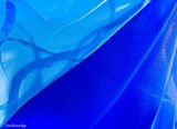 Blue Dress Detail