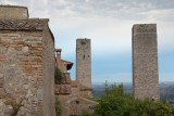 San Gimignano.The famous towers
