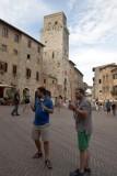 San Gimignano.Italian  Eis