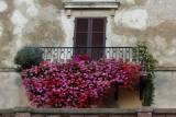 San Gimignano Balcony