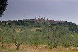 San Gimignano  with its Towers