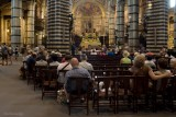 SIENA.Inside The Cathedral of Dome.Admiration