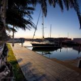 Evening in Marina