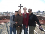 March 2013 - Barcelona with Jon, Elijah and Gabe Uecker