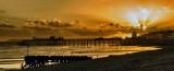 Ray of Hope...Hastings Pier