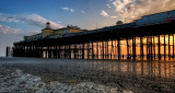 Hastings Pier before the fire