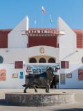 Entrance to Bullring, Roquetas de Mar