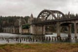Bridge over the Siuslaw River at Florence