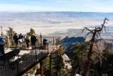 Overlooking the Coachella Valley