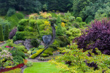 Butchart Gardens,  Vancouver Island, British Columbia