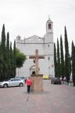 Ex Convento y Catedral San José en Tula de Allende, Hidalgo, México
