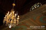 Chandelier / Choir loft
