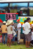 Mobile vendors ply their wares
