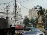 Sta. Cruz Church / Carriedo Fountain