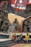 Bonifacio Memorial Shrine - Manila City Hall