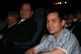 With Veteran Actor/Director Eddie Garcia