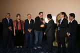 Quentin Tarantino receives award
