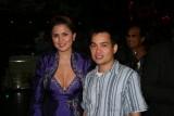 With actress Ana Capri