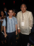 With His Supreme Highness Chatrichalerm Yukol