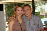 Two Generations: Lolo with Apo (Grandpa & Granddaughter)