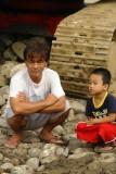 Father & Son Bonding Time