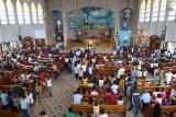 Communion: Christmas Day mass