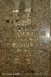 1833 Marble Inscription