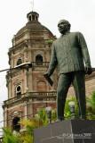 Roman Ongpin commemorative statue