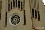 Baclaran Church: rose window