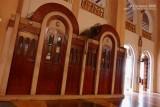 Baclaran Church: confessional booths