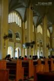 Baclaran Church: north wall