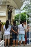 St. Theresa devotees