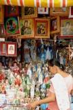 Religious items vendor
