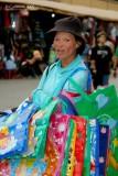 Large plastic-bag vendor