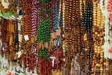 Rosaries in all colors, shapes and sizes