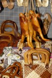 Genuine frog-skin purses, anyone ...?  :-p