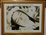 Death portrait of St. Thérèse Martin