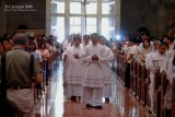 Start of the Holy Mass